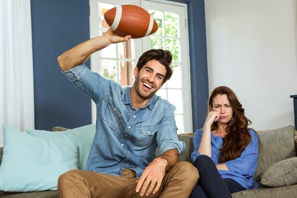 Football Season and Marital Stress