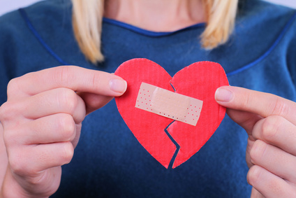Band-Aids for Broken Hearts | New Direction Family Law