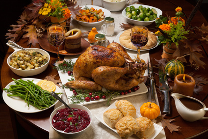 Don't Gobble 'Til You Wobble | New Direction Family Law Wake County NC
