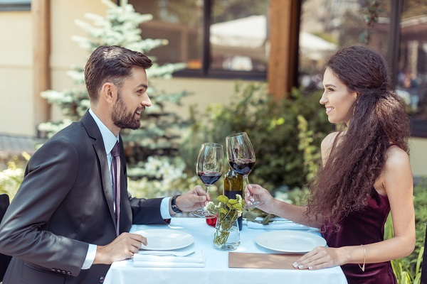 Dating after separation
