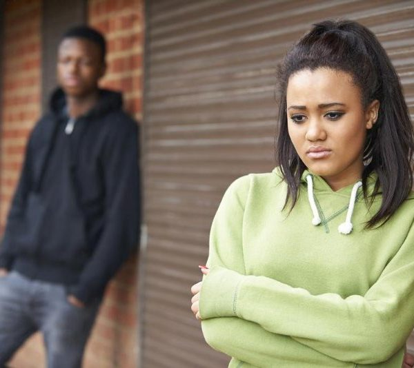 Helping Your Teen Through Dating Violence