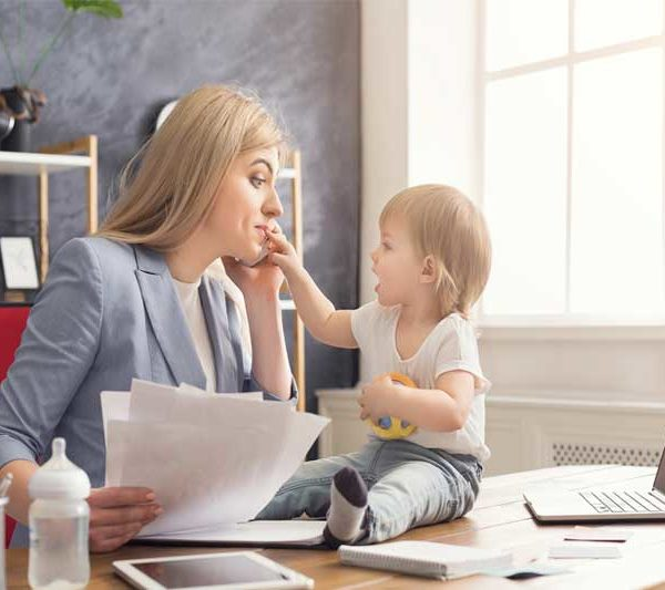 Is a Parent Who Works Still Entitled to Child Support?
