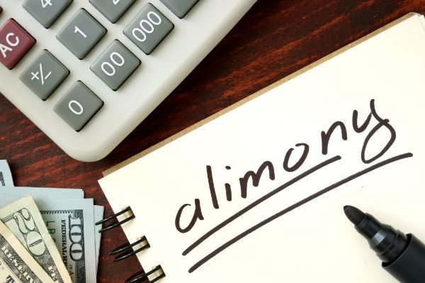 Alimony and a New Partner