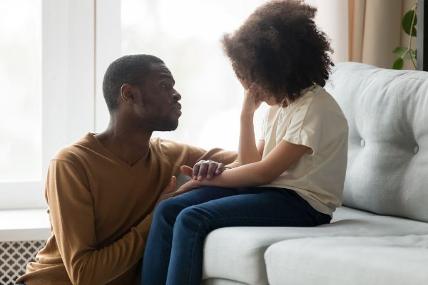 Helping Your Child Cope in a Stressful World