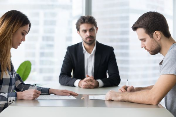 Reaching a Separation Agreement