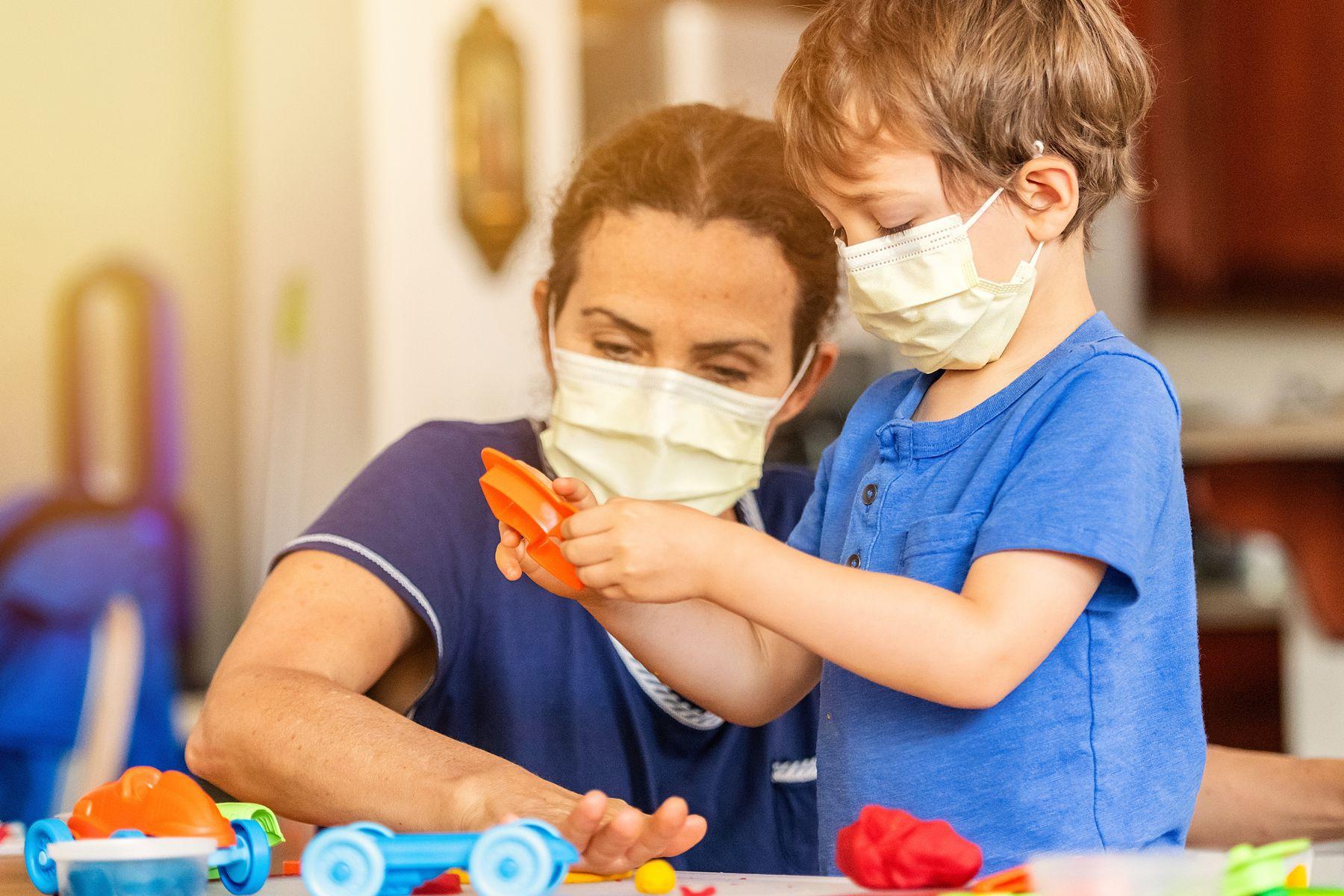 Childcare Child Custody and COVID 19