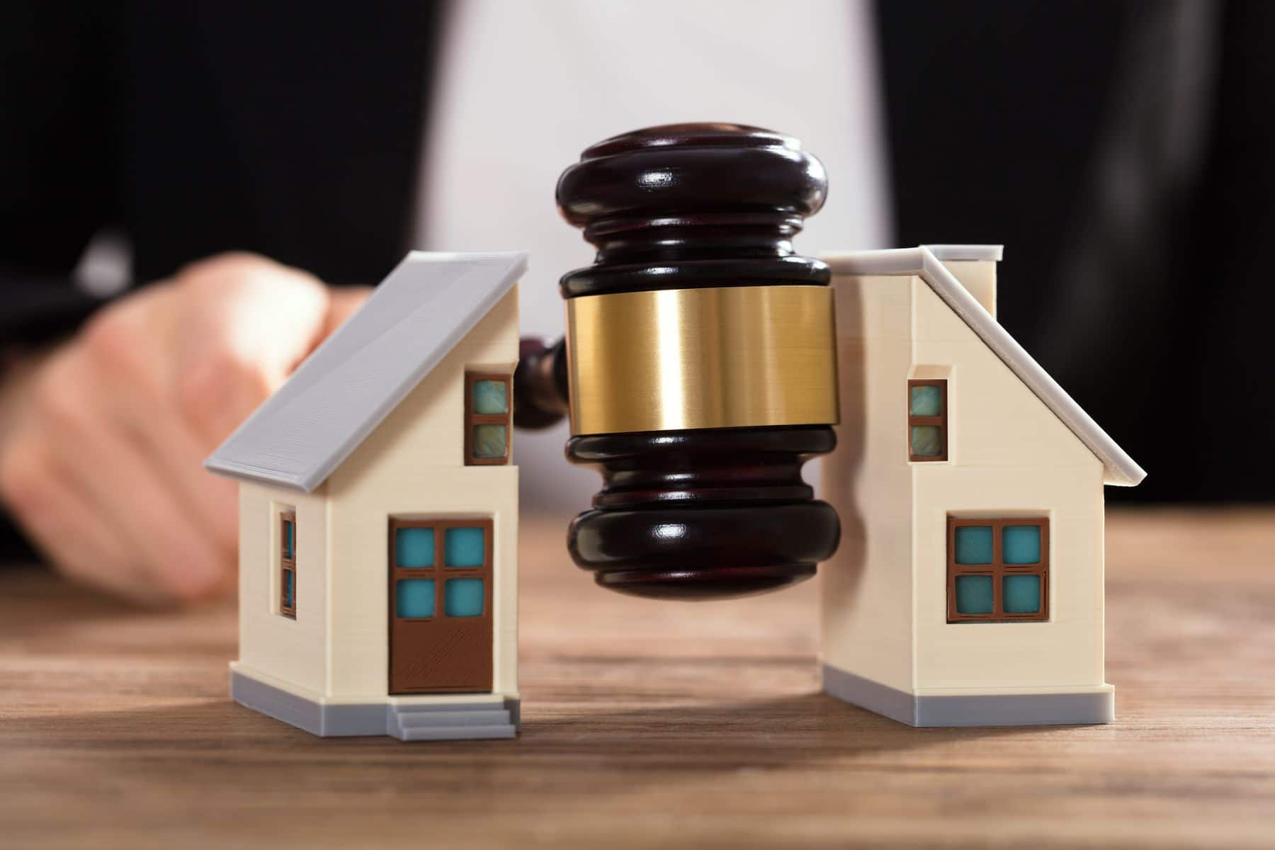 Resolving Property Disputes When a Marriage Ends